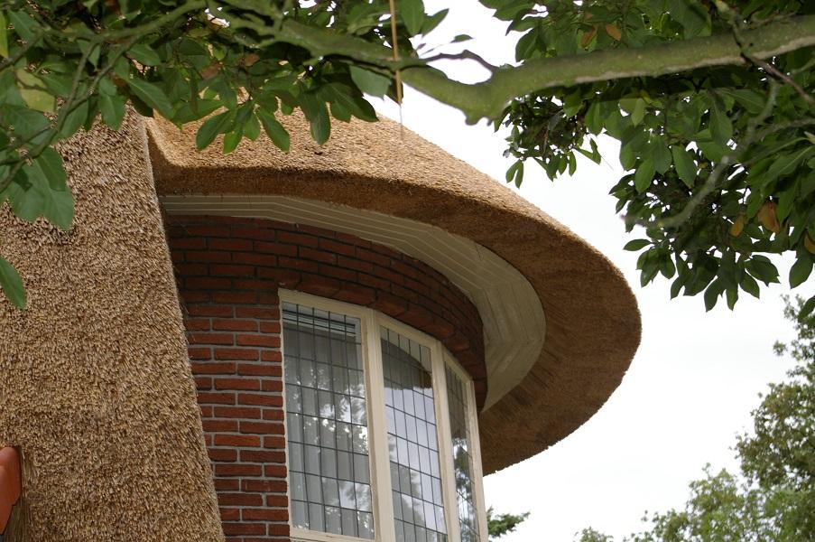 Rieten dak vervangen kosten rietdekkersbedrijf drost