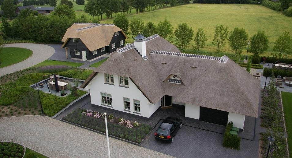 Kosten rieten dak rietdekkersbedrijf gert drost